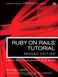 Ruby on Rails Tutorial: Learn Web Development with Rails (2nd Edition)