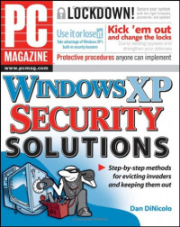 PC Magazine Windows XP Security Solutions