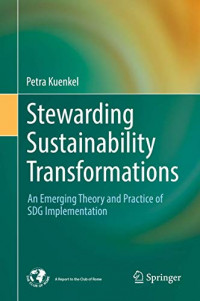 Stewarding Sustainability Transformations: An Emerging Theory and Practice of SDG Implementation