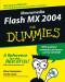 Macromedia Flash MX 2004 for Dummies
