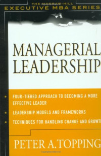 Managerial Leadership