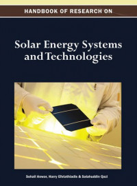 Handbook of Research on Solar Energy Systems and Technologies