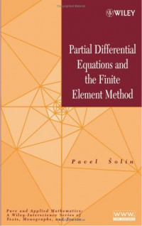 Partial Differential Equations and the Finite Element Method