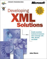Developing XML Solutions (DV-MPS General)