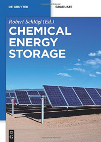 Chemical Energy Storage (De Gruyter Textbook)