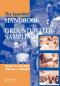 The Essential Handbook of Ground-Water Sampling