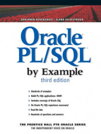 Oracle PL/SQL by Example, Third Edition