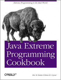 Java™ Extreme Programming Cookbook