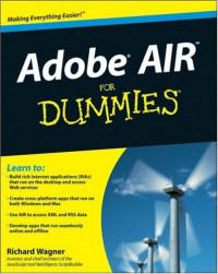 Adobe AIR For Dummies (Computer/Tech)