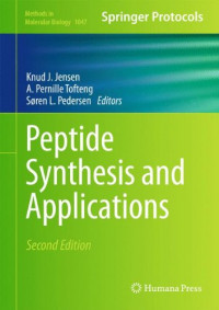 Peptide Synthesis and Applications (Methods in Molecular Biology)