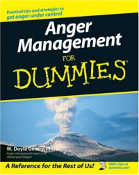 Anger Management For Dummies (Psychology & Self Help)