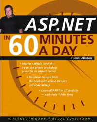 ASP.NET in 60 Minutes a Day