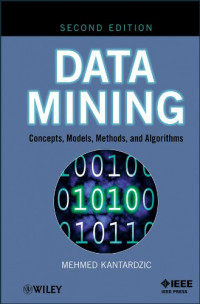 Data Mining: Concepts, Models, Methods, and Algorithms, Second Edition