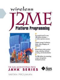 Wireless J2ME Platform Programming