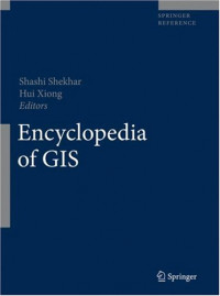 Encyclopedia of GIS (Springer Reference)