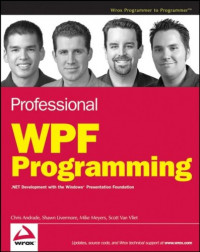 Best book to learn wpf