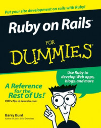 Ruby on Rails For Dummies (Computer/Tech)