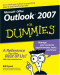 Outlook 2007 For Dummies (Computer/Tech)