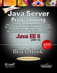 Java Server Programming Java EE 5 (J2EE 1.5) Black Book