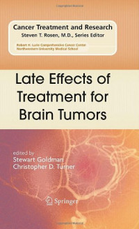 Late Effects of Treatment for Brain Tumors (Cancer Treatment and Research)