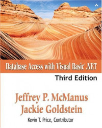 Database Access with Visual Basic® .NET, Third Edition