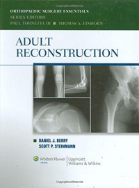 Adult Reconstruction (Orthopaedic Surgery Essentials Series)
