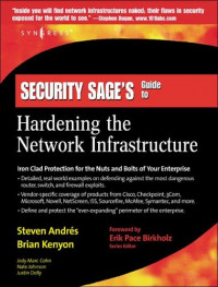 Security Sage's Guide to Hardening the Network Infrastructure