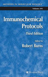 Immunochemical Protocols (Methods in Molecular Biology)