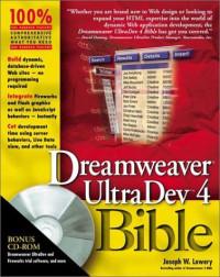 Dreamweaver UltraDev 4 Bible