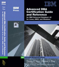 Advanced DBA Certification Guide and Reference for DB2 UDB v8 for Linux, Unix and Windows