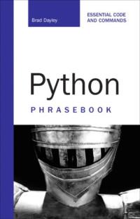 Python Phrasebook (Developer's Library)
