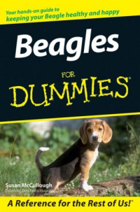 Beagles For Dummies (Pets)