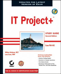 IT Project+ Study Guide, 2nd Edition (Exam PKO-002)