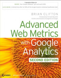 Advanced Web Metrics with Google Analytics, 2nd Edition