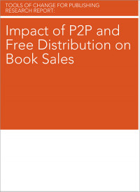 Impact of P2P and Free Distribution on Book Sales