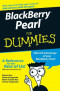 BlackBerry Pearl For Dummies (Computer/Tech)