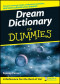 Dream Dictionary For Dummies (Psychology & Self Help)