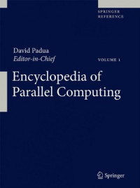 Encyclopedia of Parallel Computing (Springer Reference)