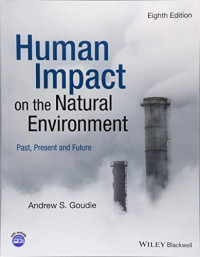 Human Impact on the Natural Environment