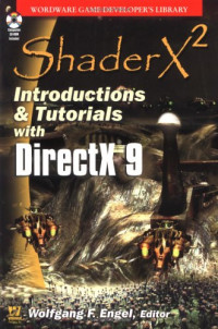 ShaderX2: Introductions and Tutorials with DirectX 9.0