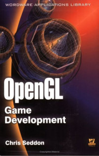 OpenGL Game Development (Wordware Applications Library)