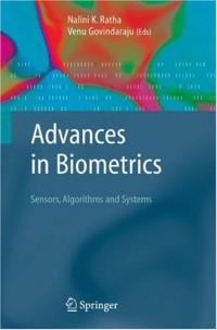 Advances in Biometrics: Sensors, Algorithms and Systems