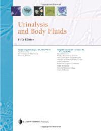 Urinalysis and Body Fluids