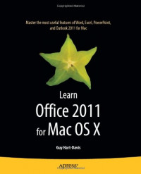 Learn Office 2011 for Mac OS X