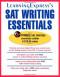 SAT Writing Essentials