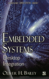 Embedded Systems: Desktop Integration (Wordware Applications Library)