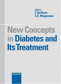 New Concepts in Diabetes and Its Treatment
