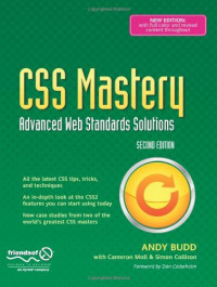 CSS Mastery: Advanced Web Standards Solutions, Second Edition