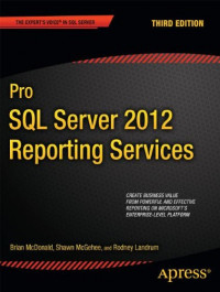 Pro SQL Server 2012 Reporting Services (Professional Apress)