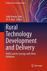 Rural Technology Development and Delivery: RuTAG and Its Synergy with Other Initiatives (Design Science and Innovation)